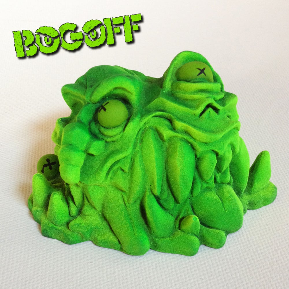 Image of Bogoff - Gamma Green GID Edition