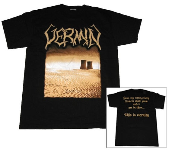 Image of Vermin - Paradise (shirt)