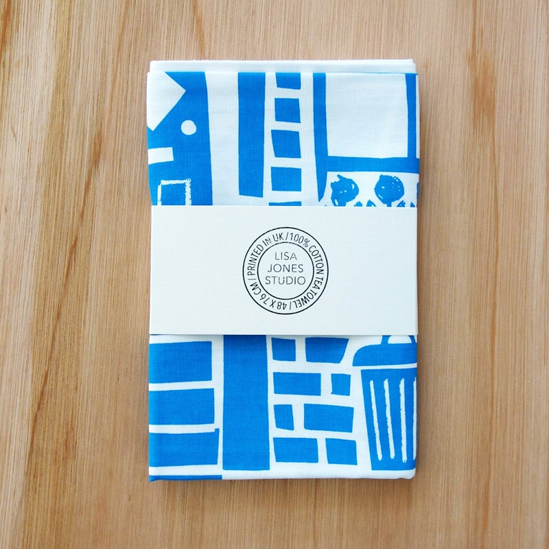 Image of Tea Towel | Town House