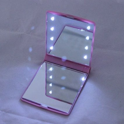 Image of Glam Mirror (Pink)