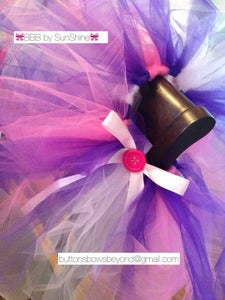 Image of Purple + Pink + Light Pink Tutu