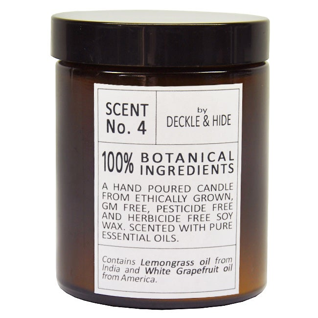 Image of SCENT #4 - Candle
