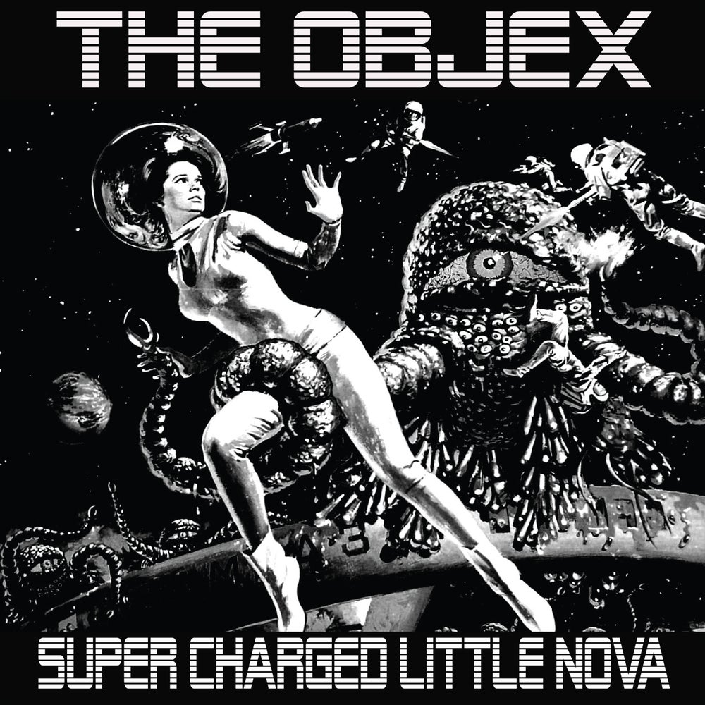 """Image of The Objex """"Super Charged Little Nova Limited addition Poster"""