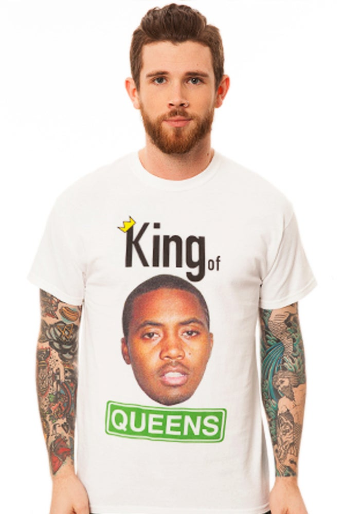 Image of Fm King of Queens Tee