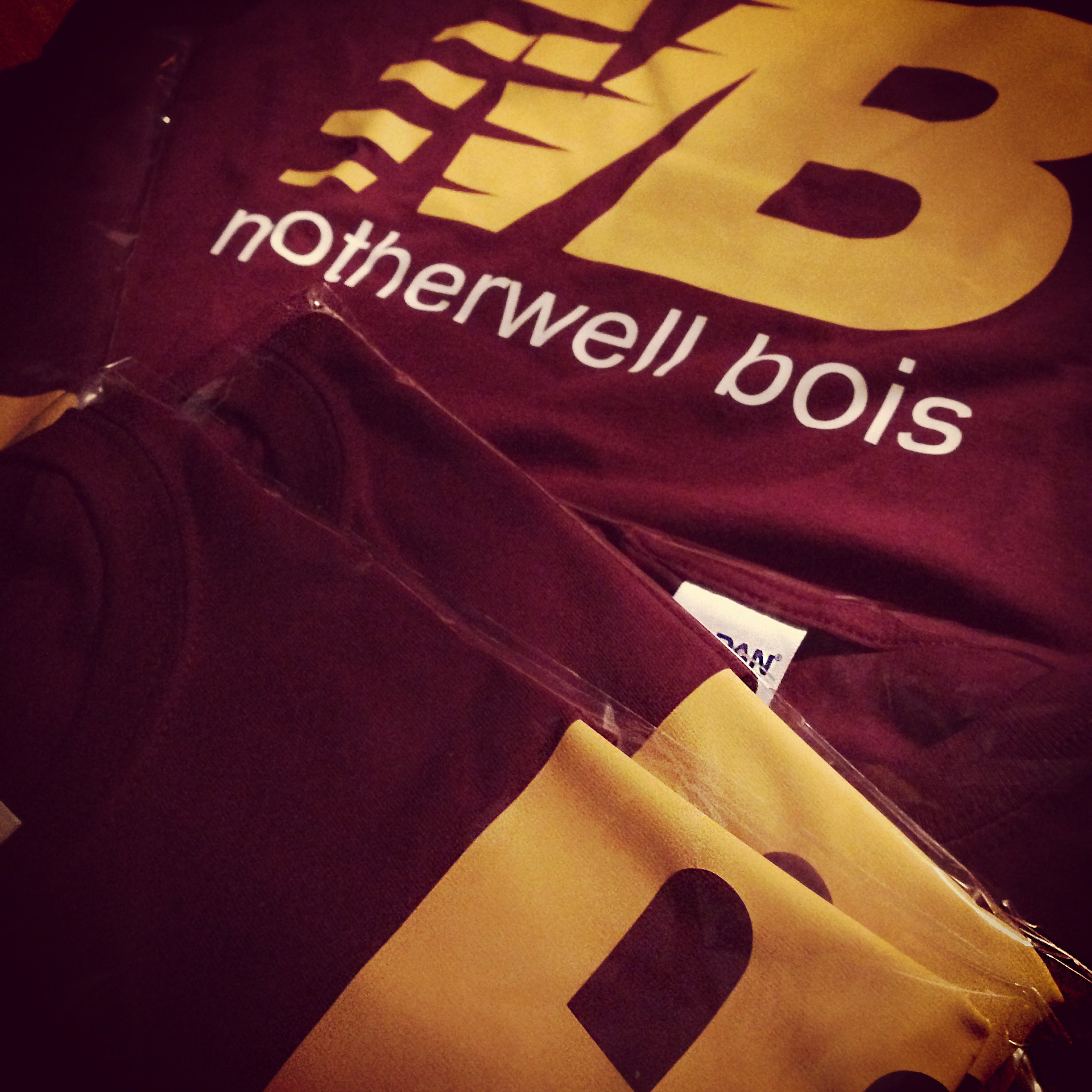 T-Shirt Since I Was Young Motherwell