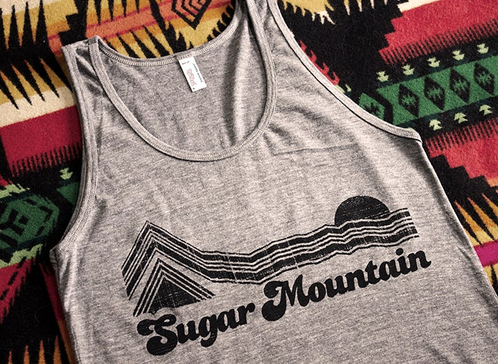 Image of Sugar Mountain Tank Top