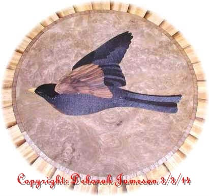 Image of Item No. 86.  Blue Jay Bird