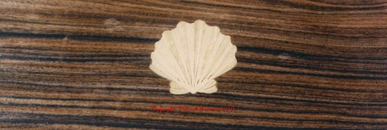 Image of Item No. 395. Oyster Shell Design.