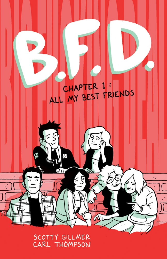 Image of BFD Chapter 1: All My Best Friends