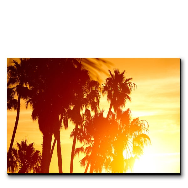 Image of SUMMER GLOW - (Metal or Canvas)