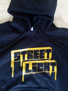Image of PREORDER: Street Light BLOCKED OUT Hoodie!