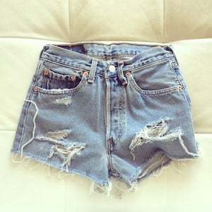 Image of Levi's Denim Shorts