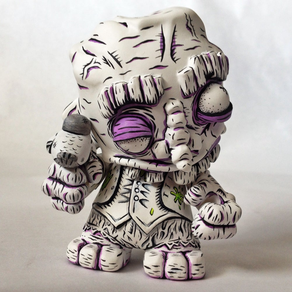 "Image of Lord of Glamis - 4"" Custom Munny"
