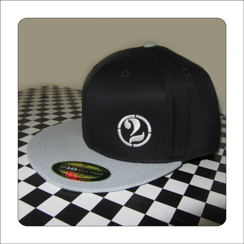 Image of Two Felons Lil 2 Hat (blk/slvr)