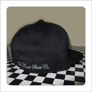 Image of Two Felons Lil 2 Hat (Blk-char)