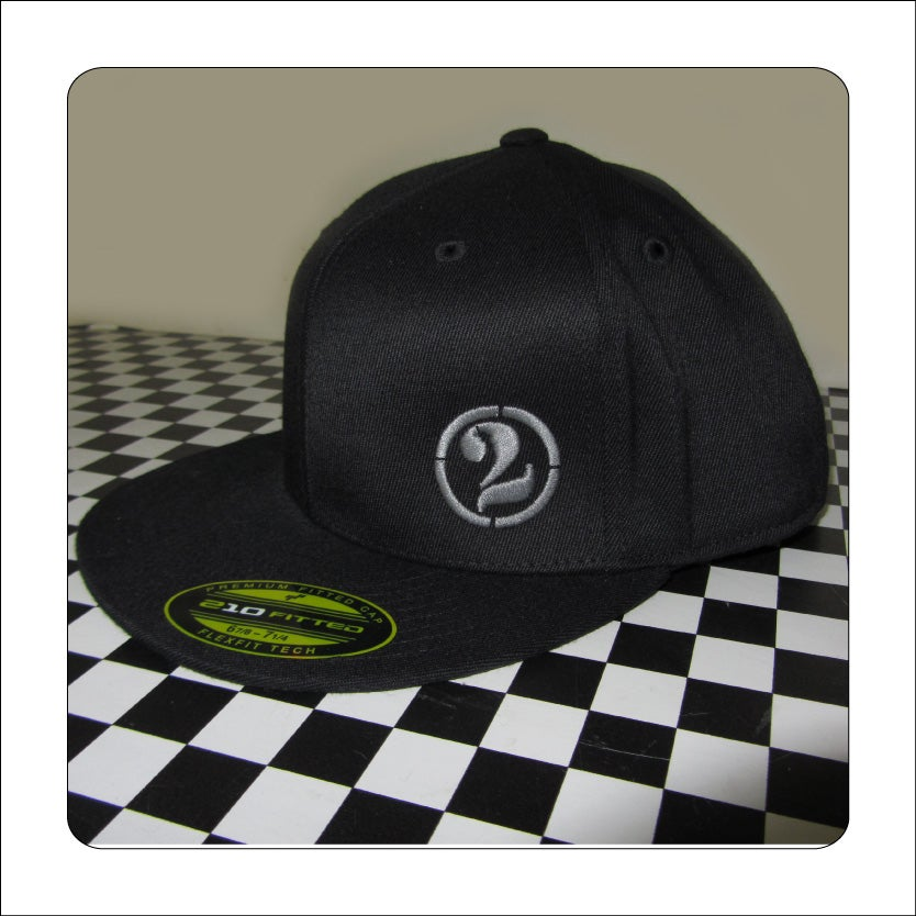 Two Felons Lil 2 Hat (Blk-char)