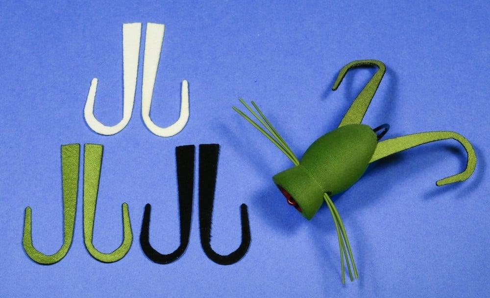 Image of Frog Leg