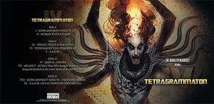 Image of Vinyl Tetragrammaton DELUXE (2013) 2-LP