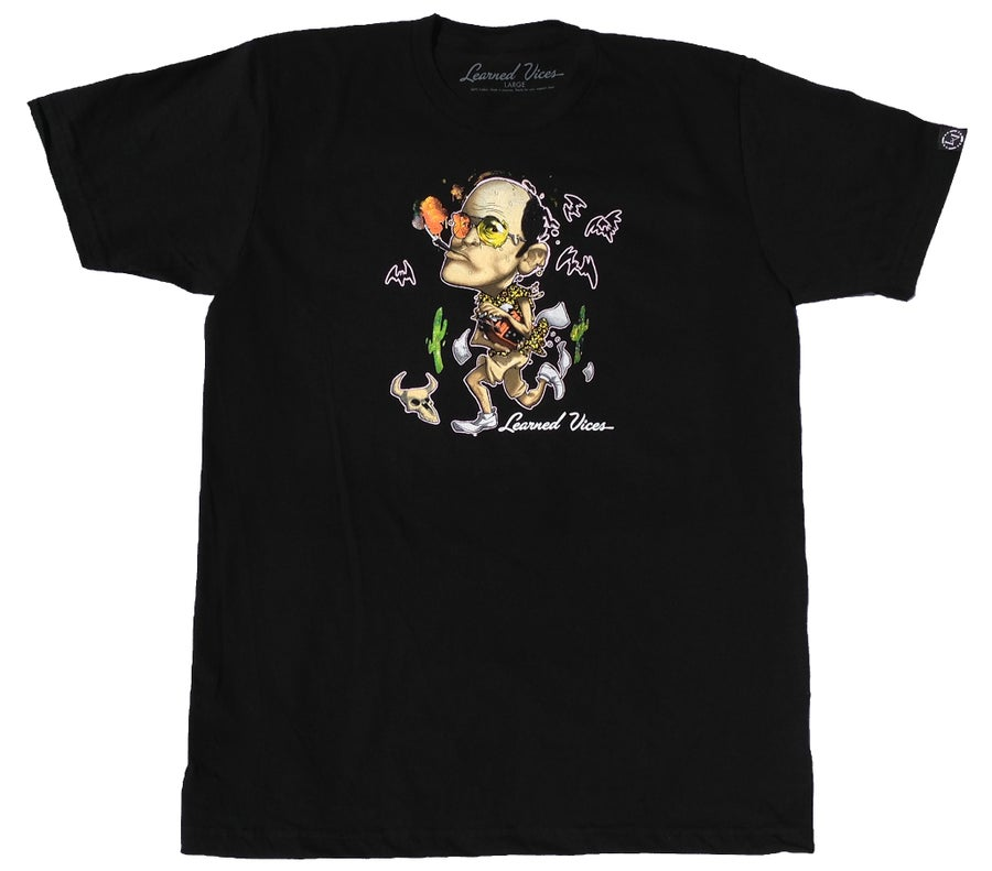 Image of Runnin' Hunter - BLK Tee