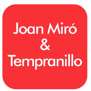 Image of Inspired Pairing™: Joan Miró & Tempranillo | Saturday, April 18, 2-4pm