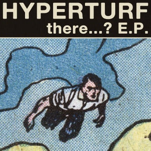 Image of there...? Cassette E.P. by hyperturf