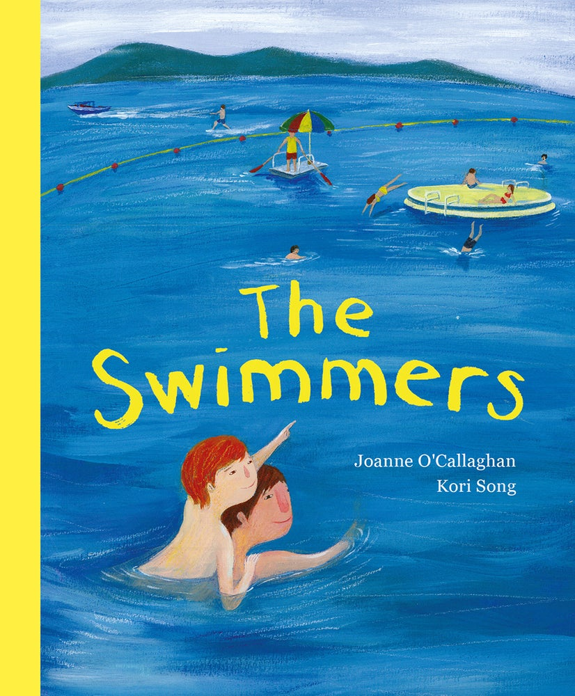 Image of 'The Swimmers' Picture Book