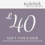 Image of Kelebek £40 Gift Voucher