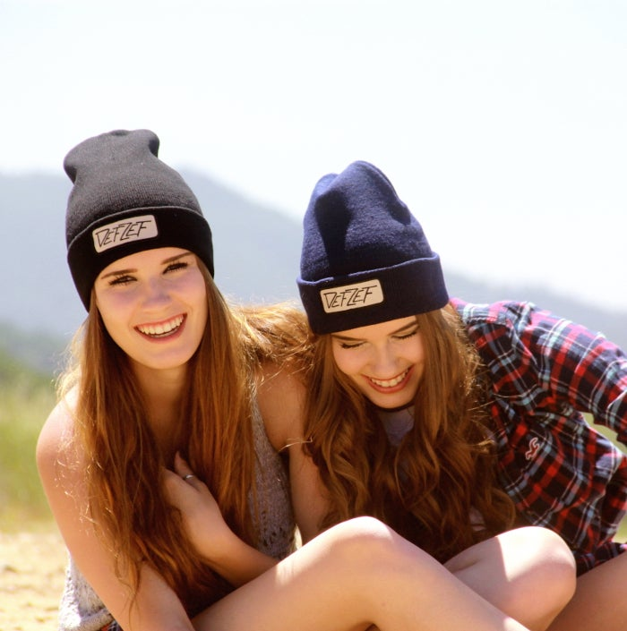 Image of Patch Beanie