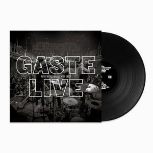 Image of Peter Beeker<br>& Ongenode Gaste<br><br>GASTE LIVE (2014)<br><br>LP<br><br>