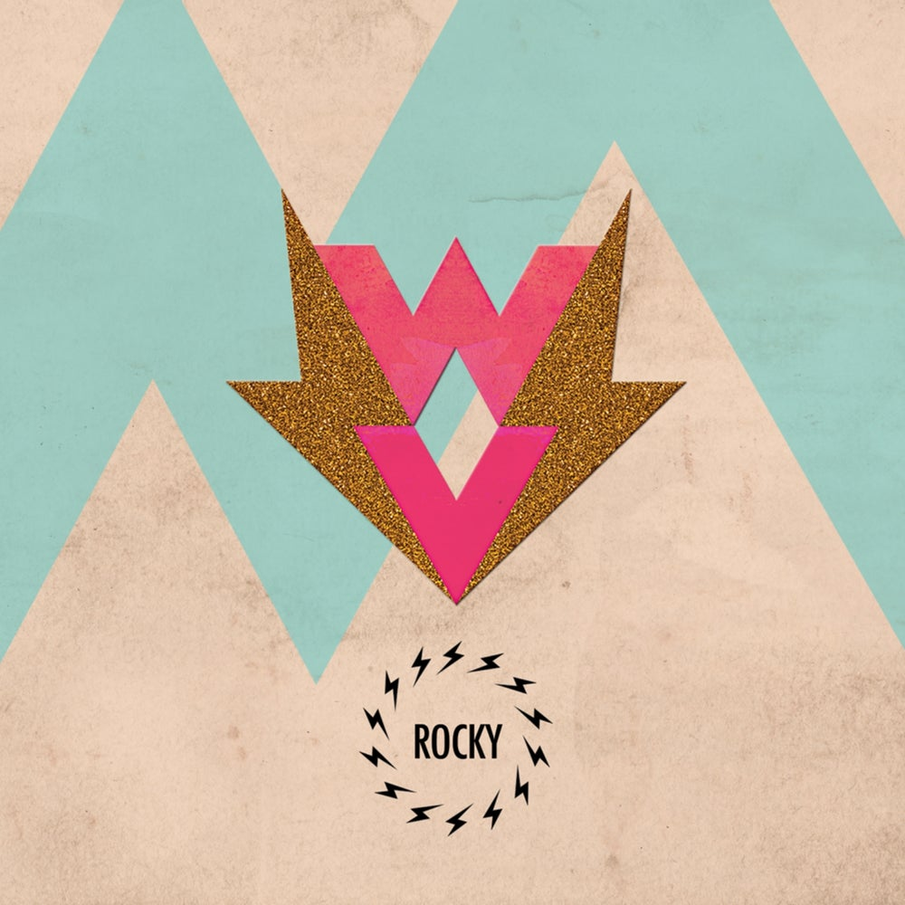 Wonder Villains - Rocky (CD Album)
