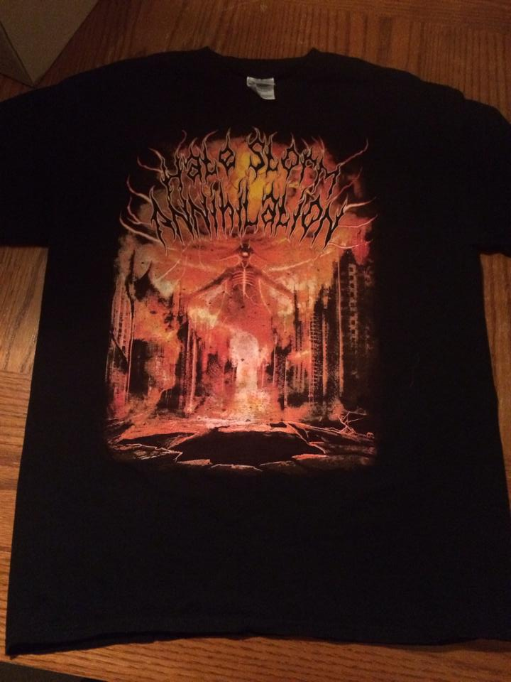 "Image of ""Storm of Flames"" T-shirt"