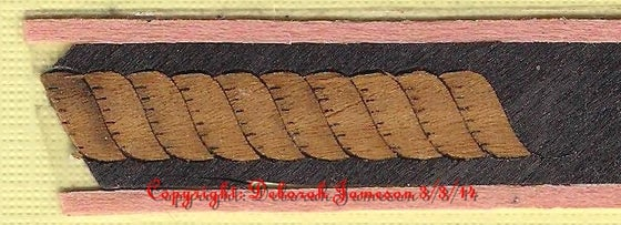 Image of Item No. 78.  Rope Banding.