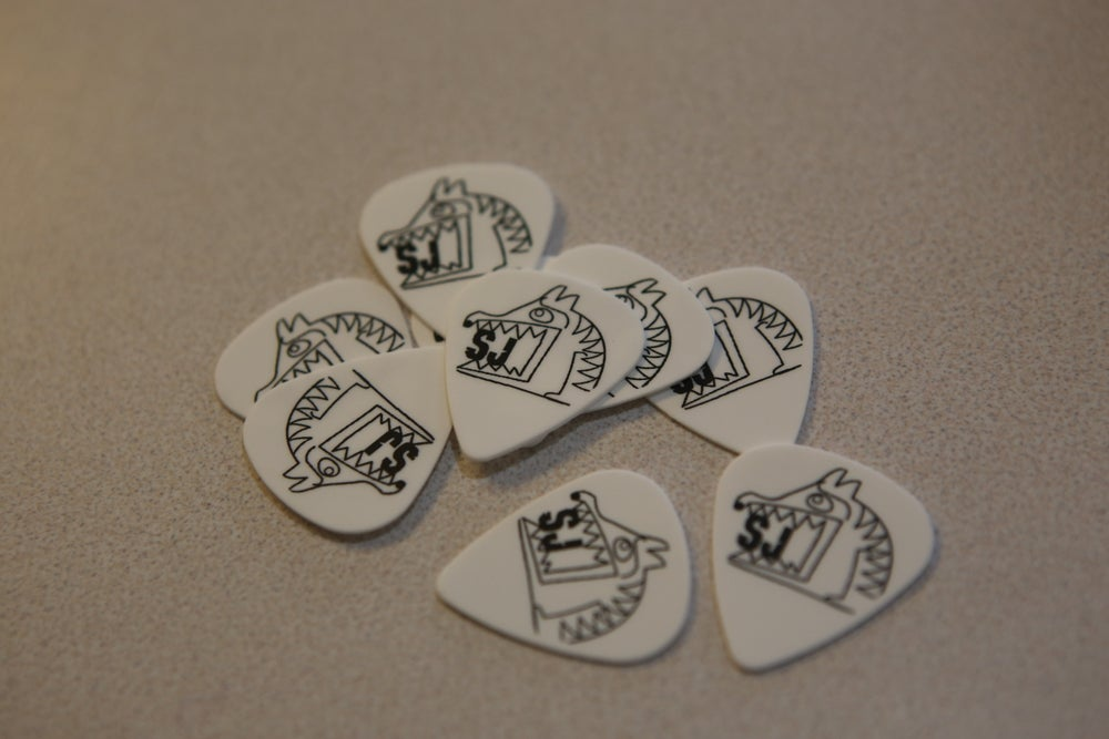 Image of SJ Guitar Pick