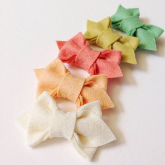 """Image of The Flora Bow- """"Ombré"""" 3 pack"""