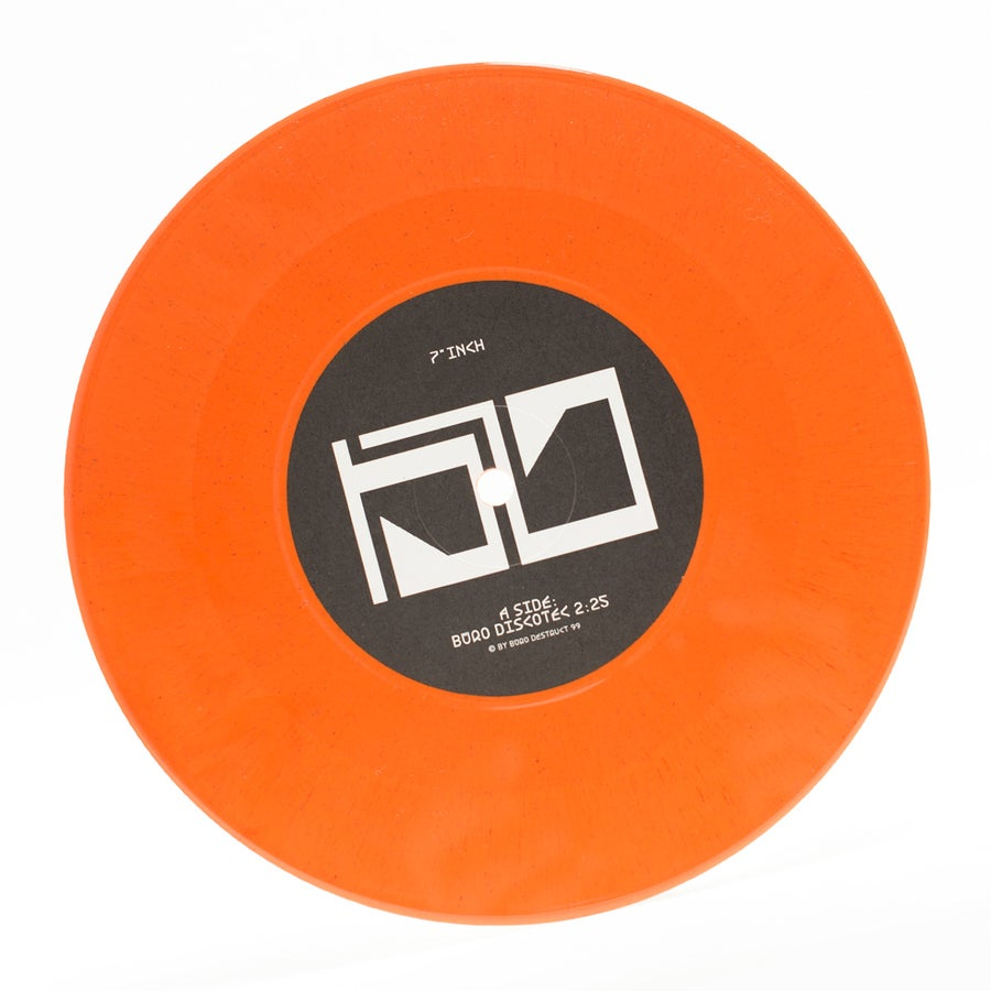 "Image of Büro Destruct - 7"" Single"