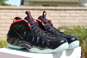 "Image of Nike Foamposite ""Solar Red/Yeezy"" 2014 Release"