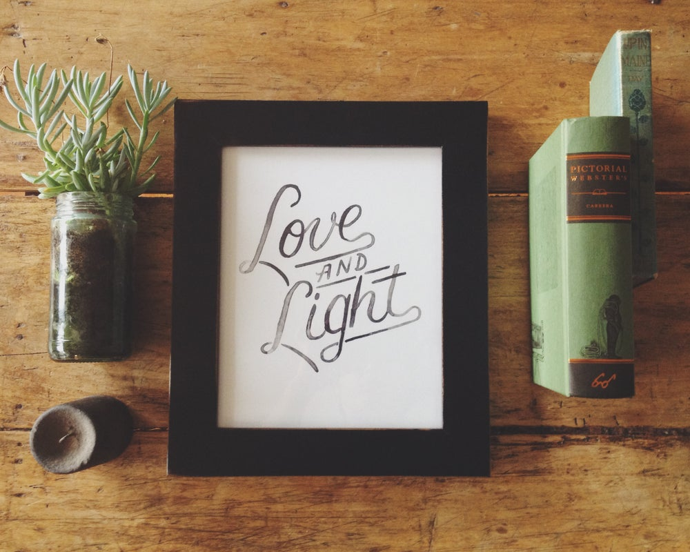 Image of Love and Light