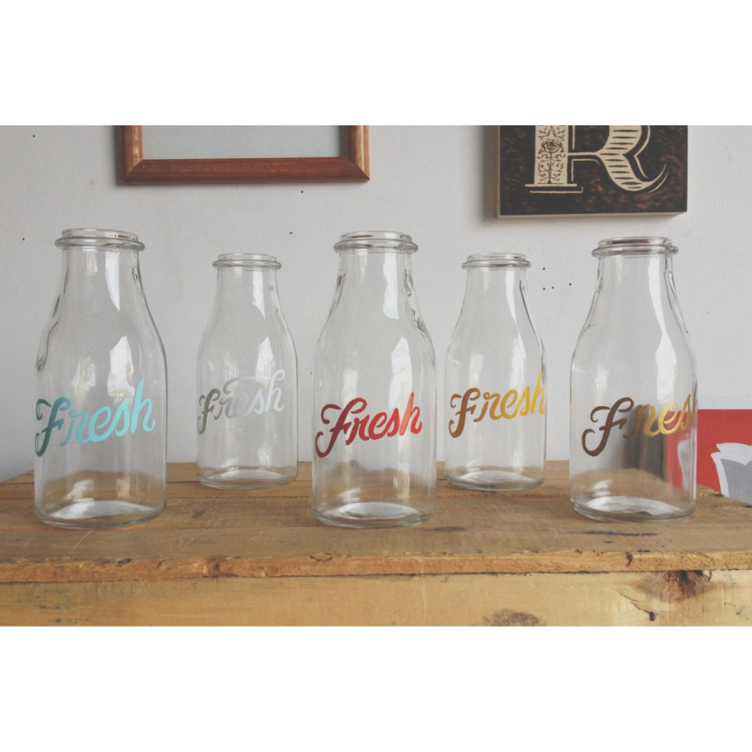 Image of Fresh Vases