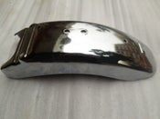 Image of Honda CB400 SS Rear Metal Fender Mud Guard Cafe Racer