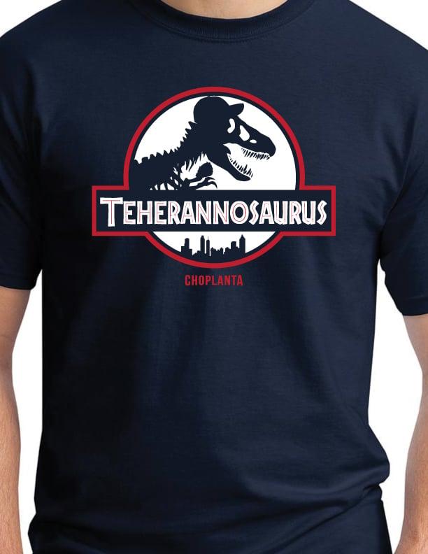 Image of Teherannosaurus!