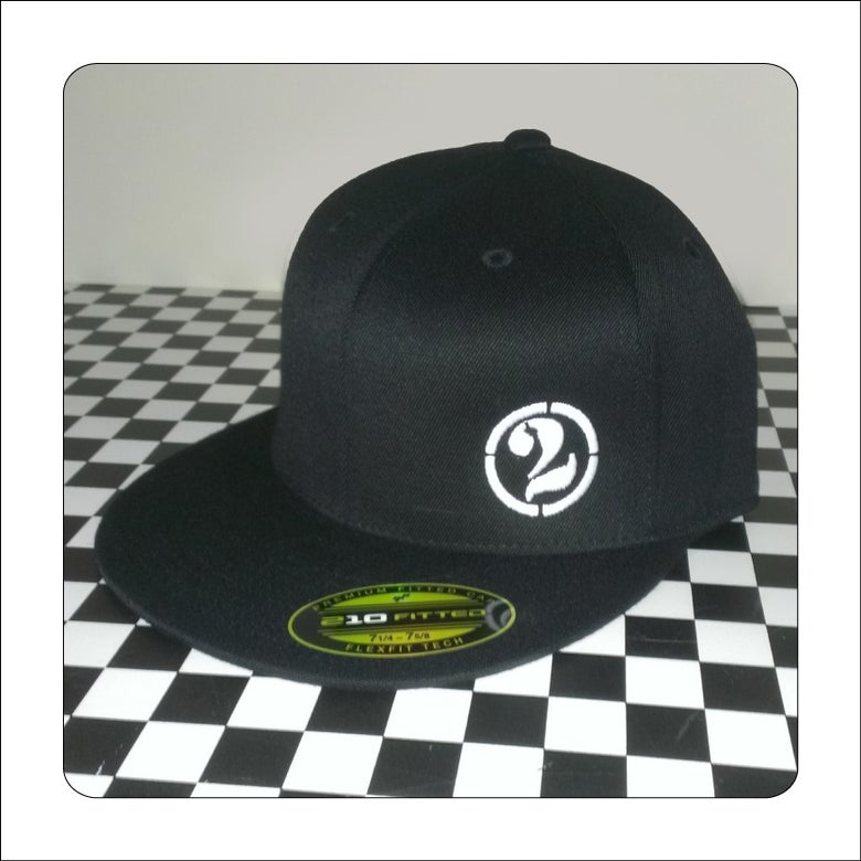 Image of Two Felons Lil 2 Hat (Blk-Wht)