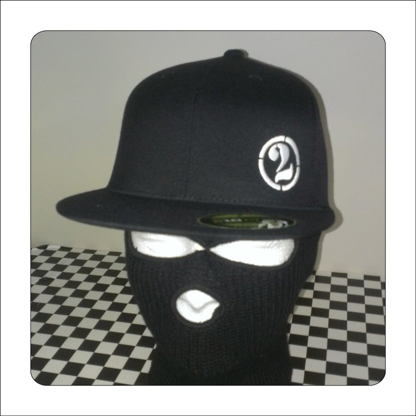 Two Felons Lil 2 Hat (Blk-Wht)