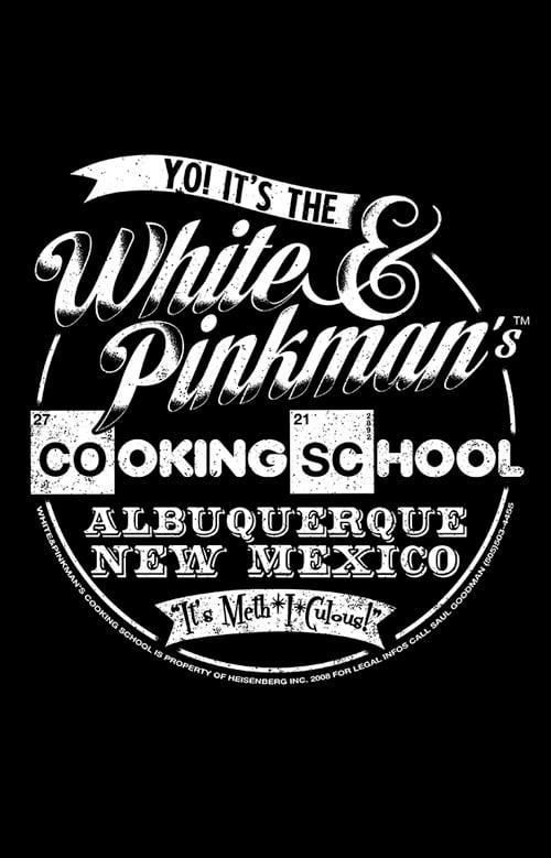 Pinkman's Cooking School