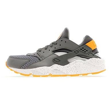 7447cf4af3c7 Nike Air Huarache (Cool Grey Atomic Mango)   Vague Apparel
