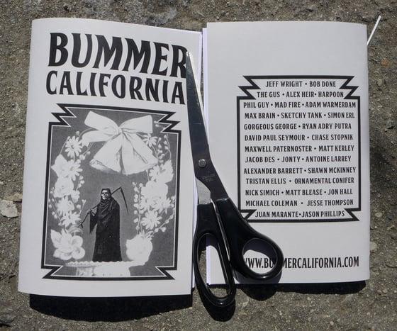 Image of BUMMER CALIFORNIA ZINE