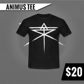 Image of Symbol Tee - Black
