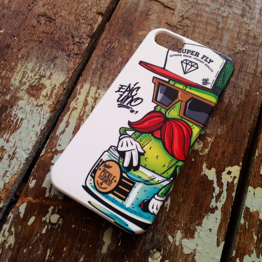 Image of SEÑOR PICKLE - iPhone5/5s/5c case