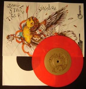 """Image of DANIEL STRIPED TIGER/ SINALOA split 7"""""""