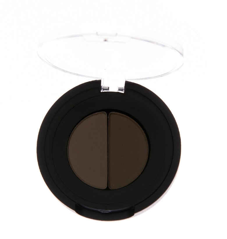 Image of Brow Powder Duo (Dark)