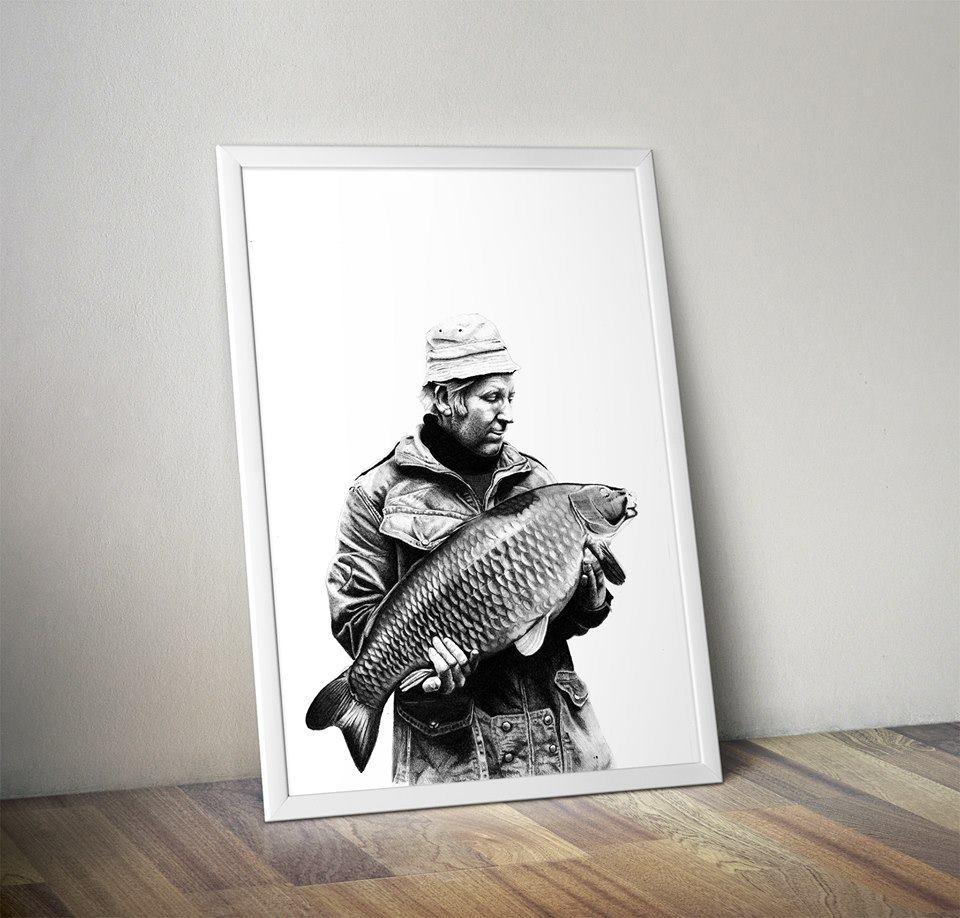 Image of Monkey Climber Ltd. ed. Jack Hilton / Rod Hutchinson / Luc De Baets framed prints